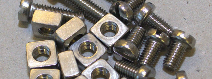 Nickel Alloy 200 Fasteners