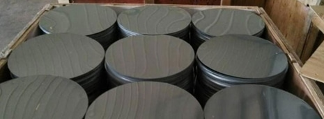 Nickel Alloy 200/201 Circles / Rings