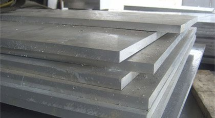 Stainless Steel Sheets, Plates & Coils